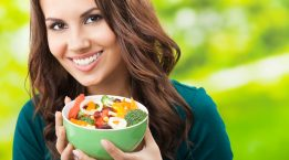 Health and Beautiful with Healthy Vegetarian Diet