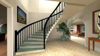 Home staircase ideas