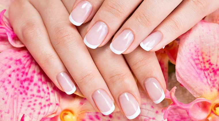 Nail Care Tips with Natural Materials