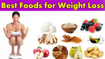 Weight Loss Tips with Healthy Foods