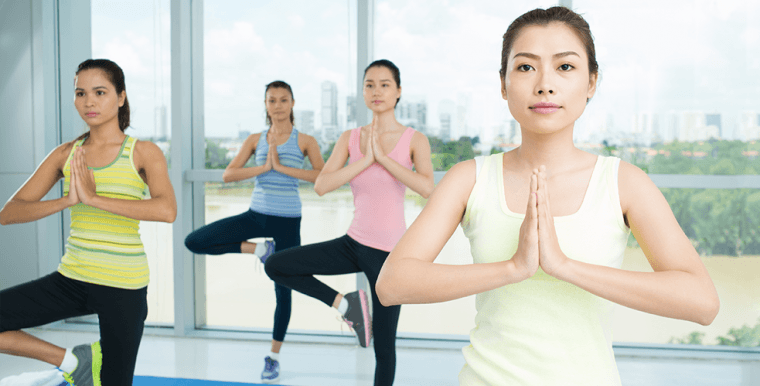 Yoga Exercises for Your Healthy Life Style