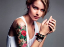 Tips On Half Sleeve Tattoos For Women