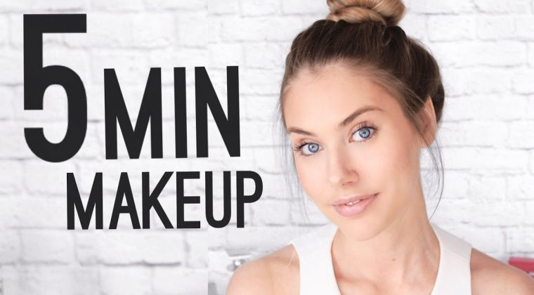 Five Minute Makeup