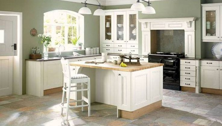Tips On Choosing Kitchen Colors For An Attractive Home Decor