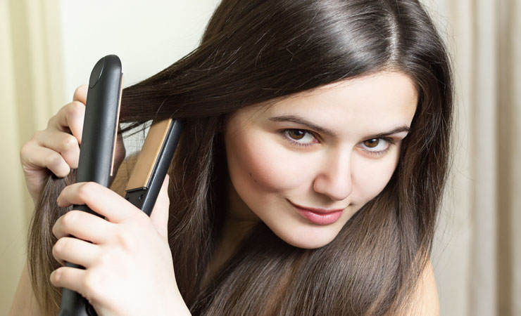 Treatments To Straighten Your Hair