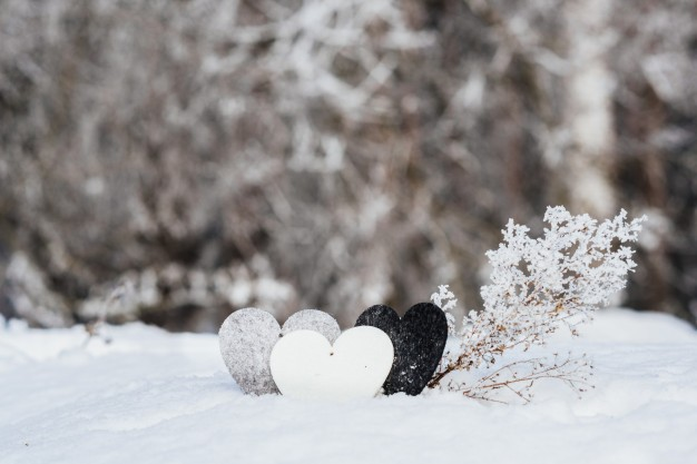 Valentine's Day Are You Residing in a Snowy Area