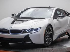 BMW i8 With Navigation & AWD