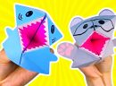 Fun Crafts for Kids Ages 3-5, Ages 6-9 and Ages 10-12