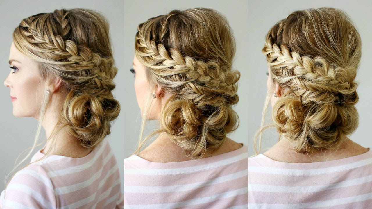 Hairstyles for Formal Events