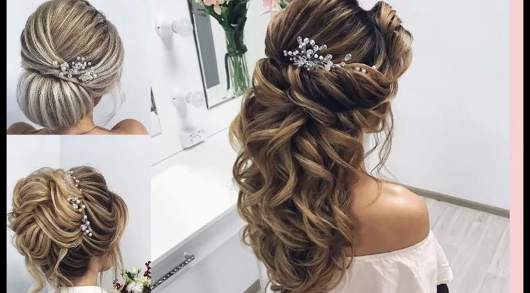 Prom Hairstyles 2019: Prom Hairstyles Half Up Half Down