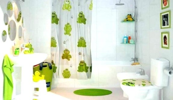 Thoughts For Kids Bathroom Ideas