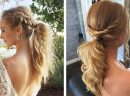 Weave Ponytail Hairstyles