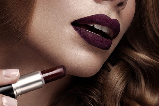 Dark Lips Women