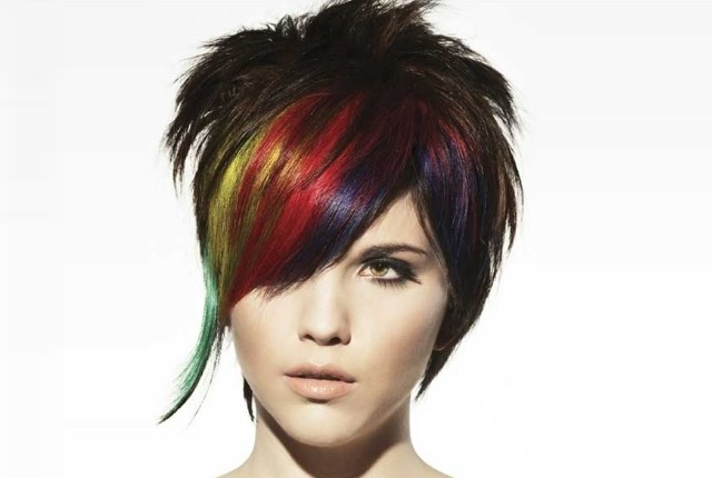 Punk Hairstyles for girl