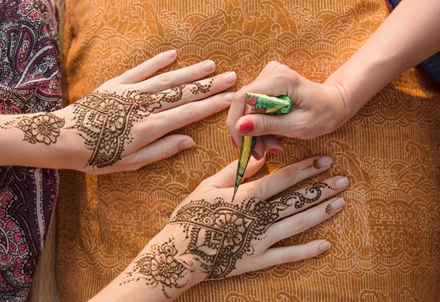 natural cosmetic Henna